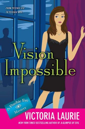 Image of Vision Impossible (Psychic Eye Mysteries, No. 9)