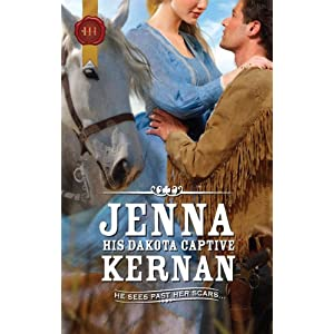 His Dakota Captive by Jenna Kernan
