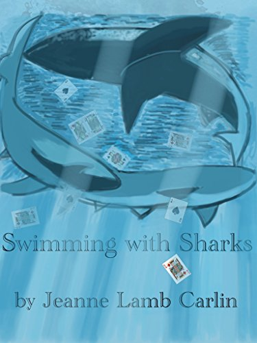 Swimming With Sharks (Allison Taylor Series  Book 3) by Jeanne Lamb-Carlin