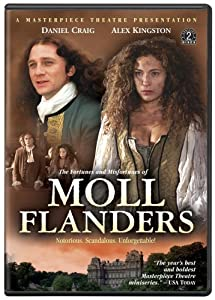 The Fortunes & Misfortunes of Moll Flanders