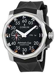 Corum Men's 947.931.04/0371 AN12 Admirals Cup Black Dial Watch