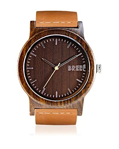 Breef Watches Orologio con Movimento Giapponese Ebano