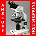 40X-2000X Biological Compound Microscope with Mechanical Stage