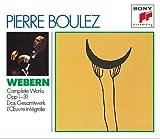 Anton Webern: Complete Works, Opp. 1-31 cover image