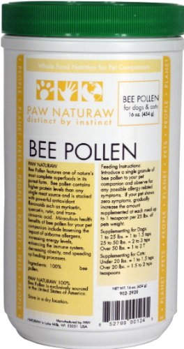 Bee Pollen for Dogs and Cats