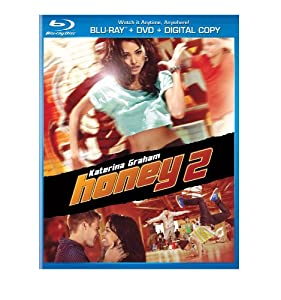 Honey 2 (Blu-ray + DVD + Digital Copy + UltraViolet)