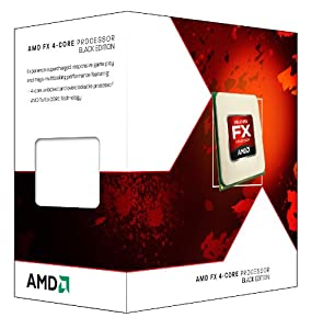 AMD FX6 6100 Six-Core Prozessor Black Edition (3,3GHz, Sockel AM3+, 6MB Cache 95 Watt)