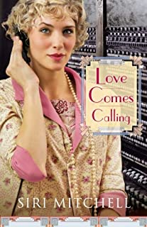 Book Cover: Love comes calling
