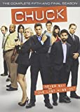 Chuck: The Complete Fifth and Final Season (DVD)