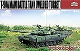 modelcollect ua72001Maqueta de t-90a MAIN Battle Tank welded Turret
