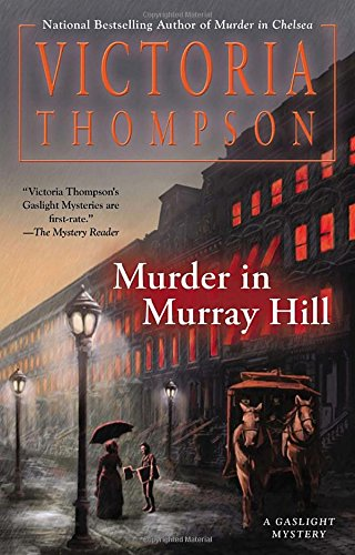Image of Murder in Murray Hill (A Gaslight Mystery)