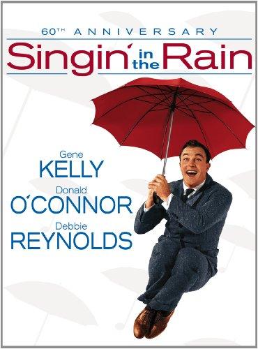 Singin' in the Rain (60th Anniversary Ultimate Edition) [Blu-ray] [Collector's Edition]