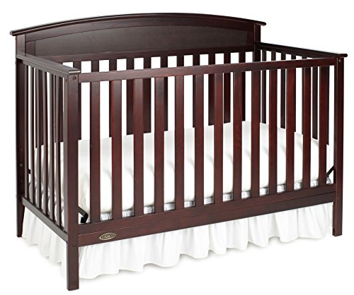 Graco Benton Convertible Crib Espresso Coconuas239