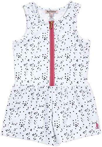 Juicy Couture Little Girls' Romper (Toddler/Kid) - Dot - 4T front-1061707