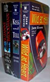 img - for Over the Edge, Kiss and Tell, Wild At Heart, Three (3) Book Collection, Set book / textbook / text book