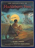 The Adventures of Huckleberry Finn (0688106560) by Twain, Mark