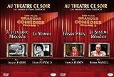 echange, troc Les plus grandes comédies 4 DVD : Tresor Party - Le système Ribadier - Je veux voir Mioussov - La Mamma (Au Théâtre Ce Soir