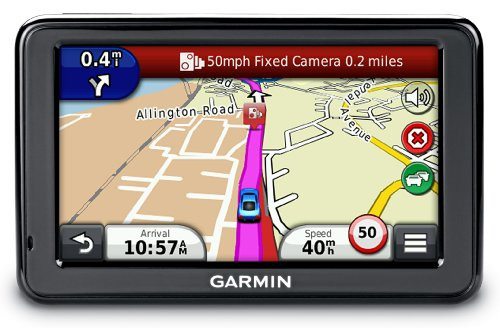Garmin nüvi 2475LT 4.3-Inch Bluetooth Portable GPS Navigator with Lifetime Traffic Updates