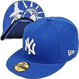 NEWERA STATUE OF LIBERTY 59FIFTY CAP YANKEES(MLB) BLUE/WHITE N0017835 ニューエラ スタチュー・オブ・リバティー 59フィフティー ニューヨーク・ヤンキース ブルー/ホワイト