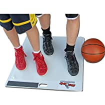 StepNGrip Collegiate Size Board w/Shoe Scuff Traction System - Stop Slipping, Basketball Shoes Grip, No Slipp, Less Slippery, Add Traction, Nott Slide
