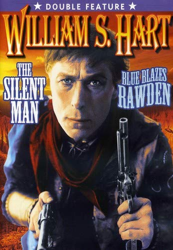 DVD : Double Feature: The Silent Man / Blue Blazes Rawde