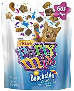 Purina Friskies Party Mix Cat Treats