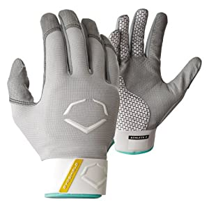 Buy Evoshield Ladies FastPitch Batting Gloves by EvoShield