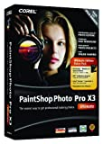 PaintShop Photo Pro Ultimate X3