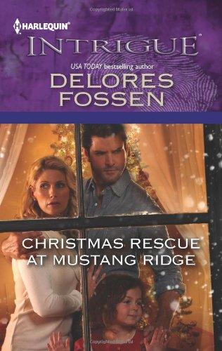 Christmas Rescue at Mustang Ridge (Harlequin Intrigue)