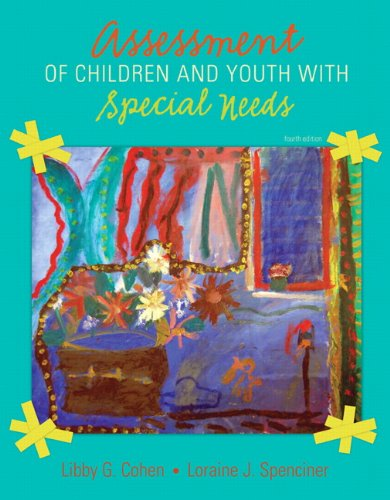 Assessment of Children and Youth with Special Needs (4th...