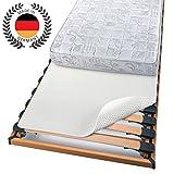 Beautissu® Matratzen-Schoner BEAUTECT mit Noppen 90x200 cm...