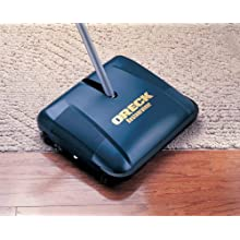 "Oreck Commercial PR3200 Restaurateur Wet/Dry Sweeper with Soft Sure Handle Grip, 12.5"" Head Width"