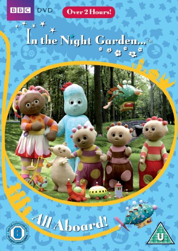 In the Night Garden - All Aboard [DVD]