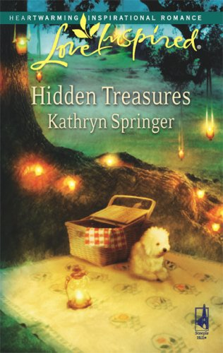 Hidden Treasures: McBride Sisters' Series #2 (Love Inspired #457), Kathryn Springer