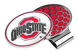 Amazon Com Ohio State Buckeyes Golf Hat Clip Amp Ball