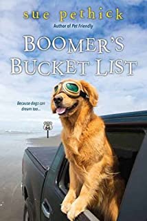Book Cover: Boomer's Bucket List