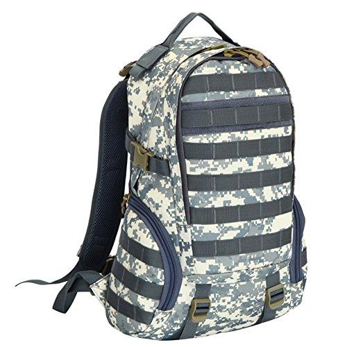 Tactical sac / Voyage / extérieur sac camouflage alpinisme / ordinateur étanche sac à dos-3 40L