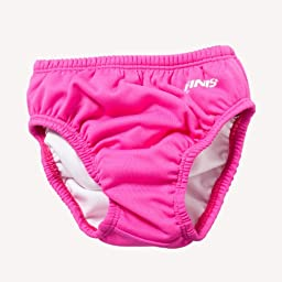 Swim Diaper - Solid Pink 3T