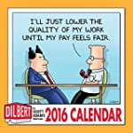 Dilbert 2016 Mini Wall Calendar