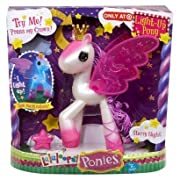 Lalaloopsy Pony Starry Night (pink wings)