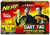 Nerf Dart Tag Hyperfire Deluxe 2 Player Blaster Set revision