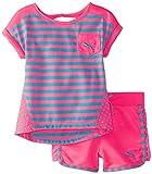 Puma Little Girls Stripe Block Set