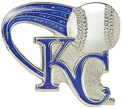 MLB Kansas City Royals Glitter Trail Pin