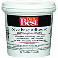 Dap26006Do it Cove Base Adhesive-QT DI COVE BASE ADHESIVE