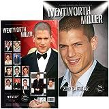Kalender 2012 - Kalender 2012 Wentworth Miller