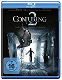 DVD Cover 'Conjuring 2 [Blu-ray]