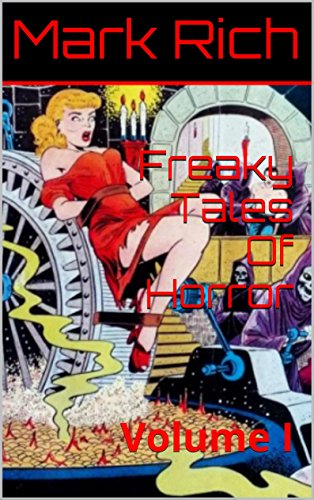 Freaky Tales Of Horror: Volume I | freekindlefinds.blogspot.com