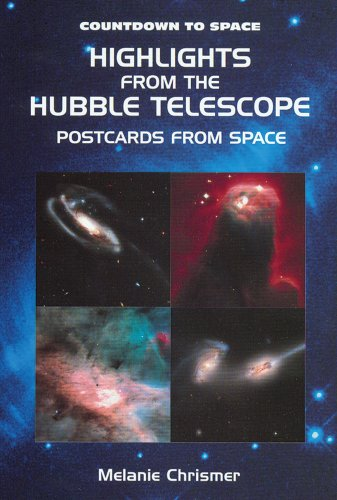 Highlights from the Hubble Telescope: Postcards from Space (Countdown to Space) (Space Postcards compare prices)