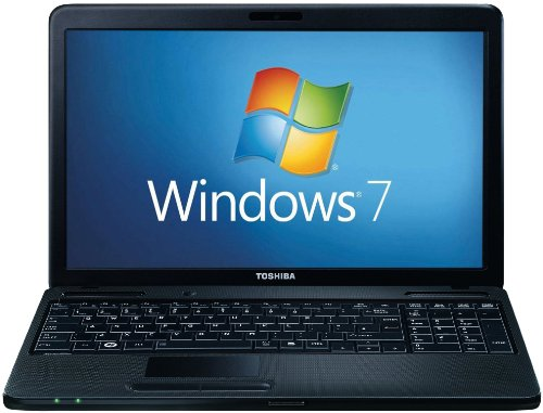 Toshiba Satellite C660-21Q 15.6 inch Laptop (Intel Pentium P6100 Processor, 6GB RAM, 500GB HDD, Windows 7 Home Premium)