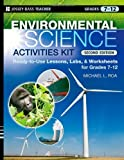 img - for Environmental Science Activities Kit: Ready-to-Use Lessons, Labs, and Worksheets for Grades 7-12 by Roa Michael L. (2008-11-03) Paperback book / textbook / text book